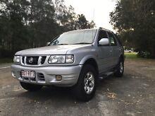 02 Holden frontera 4x4 auto, rego & rwc Mooloolaba Maroochydore Area Preview