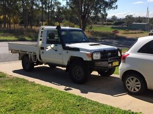 Toyota Land Cruiser Denman Muswellbrook Area Preview