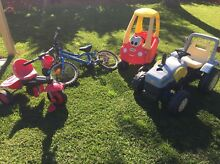 Vehicle Fleet for kids Allambie Heights Manly Area Preview