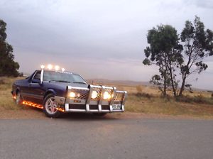 FORD XG XR6 BNS UTE SWAP 4X4 UTE Snowtown Wakefield Area Preview