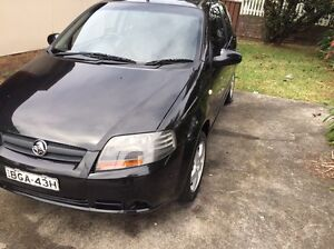 Holden barina 2008 auto 30000kms Casula Liverpool Area Preview