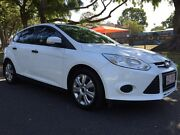 2011 Ford Focus LX LV Mk II Auto Greenslopes Brisbane South West Preview