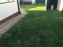 Lawn mowing, gardening driveway foot path pressure washing Quakers Hill Blacktown Area Preview