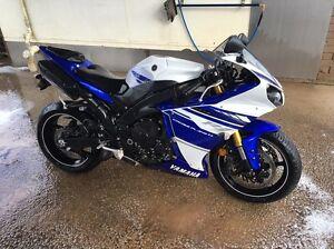 Yamaha R1 Swanpool Benalla Area Preview