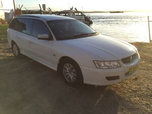 Holden Commodore Wagon Blacksmiths Lake Macquarie Area Preview