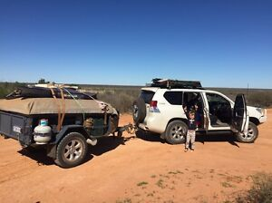 Off road soft top camper trailer Scarborough Stirling Area Preview