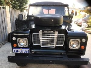 Land Rover Series 3 Mindarie Wanneroo Area Preview