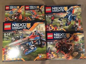 Nexo Knights new sets for sale Salisbury Salisbury Area Preview
