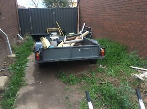 6x4 box trailer Avondale Heights Moonee Valley Preview