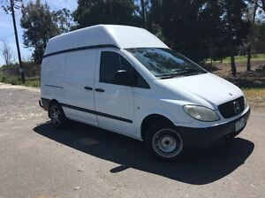 2006 MERCEDES VITO HIGH ROOF REGO & RWC Lilydale Yarra Ranges Preview