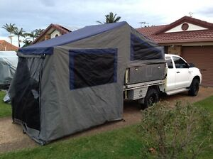 Slide on camper Pottsville Tweed Heads Area Preview
