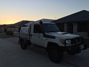 2013 Toyota Land Cruiser Workmate Landsdale Wanneroo Area Preview