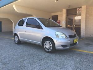 Toyota Echo 2004 2 door manual North Manly Manly Area Preview