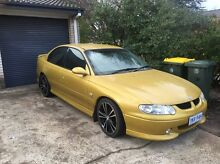 2002 supercharged vx commodore Evatt Belconnen Area Preview
