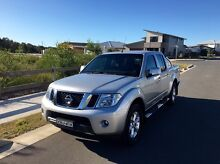 Nissan Navara ST 2012 4x4 Kingscliff Tweed Heads Area Preview