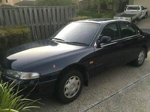 BLUE MAZDA 626, 1995 NEED GONE ASAP Merrimac Gold Coast City Preview