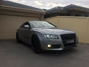 2008 Audi A5 Coupe Adelaide CBD Adelaide City Preview