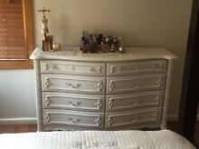 Vintage chest drawers Bass Hill Bankstown Area Preview