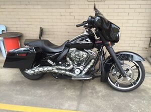 2012 HARLEY STREET GLIDE SALE SWAP CAR Leopold Geelong City Preview