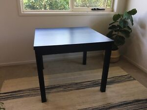 Bjursta Ikea extendable dining table Wattle Grove Liverpool Area Preview