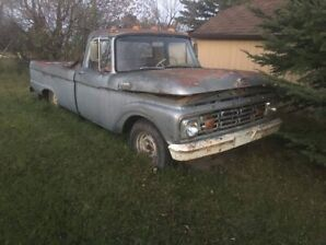 1964 Ford F100s