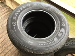 245 /70 16 gt hwy tyres Montrose Yarra Ranges Preview