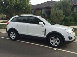 Holden Captive diesel 2011 Keilor Downs Brimbank Area Preview