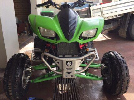 Kfx 700 Atv Kawasaki