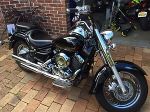 Yamaha V Star 650 Classic Winmalee Blue Mountains Preview