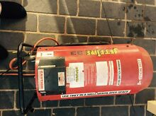 Jet fire gas heater J33 Campbelltown Campbelltown Area Preview