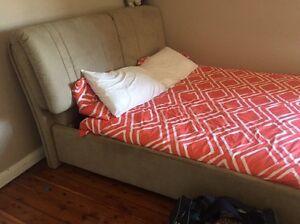 Queen bed and mattress Drummoyne Canada Bay Area Preview
