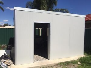 Insulated shed Mount Druitt Blacktown Area Preview