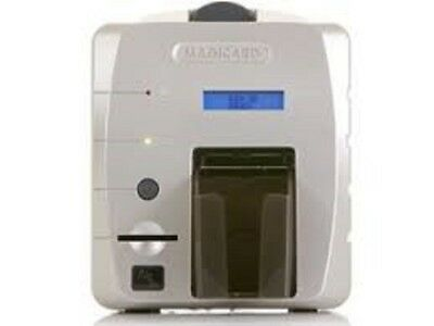 Color Card Drucker Usb (Magicard Rio 2 Colour Single-Sided Thermal ID Card Printer Parallel USB Rio2)