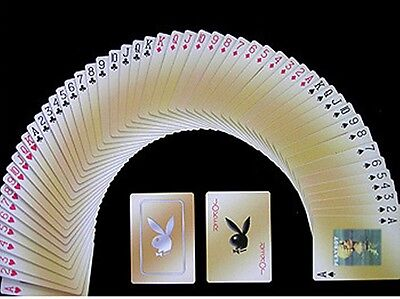 CA 2009 Playboy deck Pretty Girl Playing Cards Special Edition Poker Cards Trump