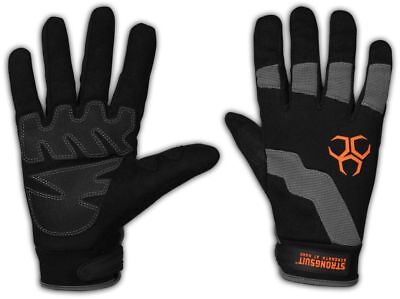 Strongsuit Dynamo Work Gloves With Pvc Palm Pads Size Xx-large