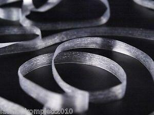 5m Gummiband, (0,20€/m), Silikon, 4mm, elastisch, Gummilitze