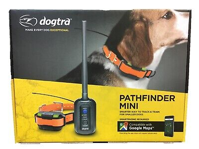Dogtra Pathfinder Mini GPS + e-Collar Dog Track & Train System