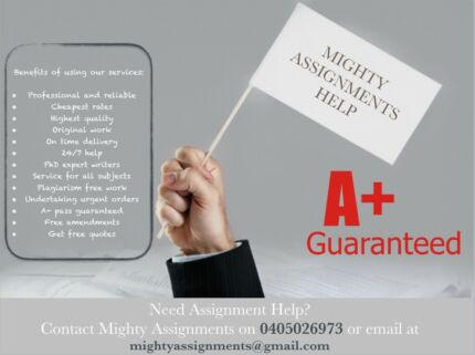 Cheapest & Most Reliable Professional Assignment Help!