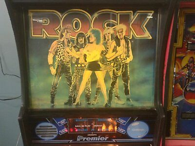ROCK Pinball Machine by Gottlieb-FREE SHIPPING