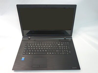 "TOSHIBA Satellite C70-C-18Z  Laptop Intel i3, 8 GB RAM, 1 TB HDD 17,3""  HD+"