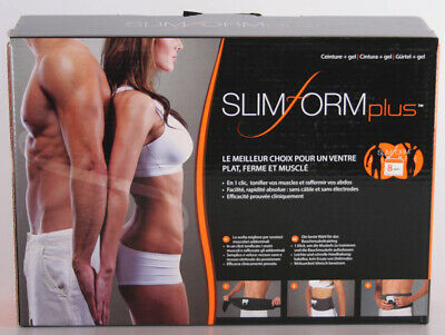 Slimform Plus Gürtel Bauchmuskelgürtel 5 Trainingsprogramme
