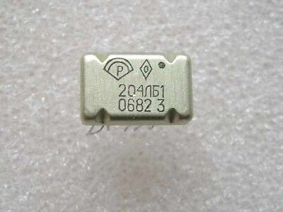 204lb1 Ic Microchip Ussr Lot Of 2 Pcs