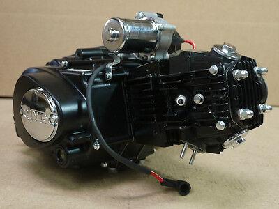 125cc Semi Auto Motor Engine W/reverse (3f + 1r) 4 Wheeler Atv Gokart Quad