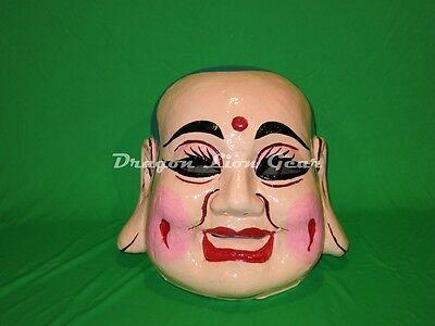 Buddha Mask for Lion Dance - Buddha Halloween Mask