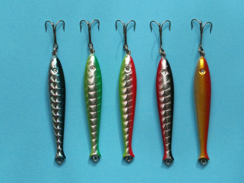 купить пилькеры для морской рыбалки во владивостоке