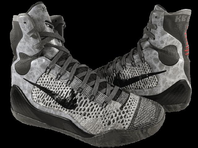 Nike Kobe 9 Elite Detail Grey