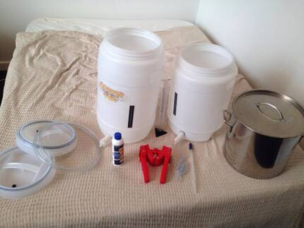 DIY Homebrew Beer Supplies - FREE TO A GOOD HOME! Bondi Eastern Suburbs Preview