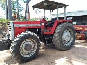 Massey Ferguson 698T Tractor North Deep Creek Gympie Area Preview