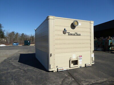 Used Chilling / Cooling Tower - Tower Tech 450 Ton Cooling Tower C2067-Chilling