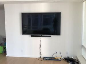 TV Mounting Services, Professional, Experienced, and Meticulous